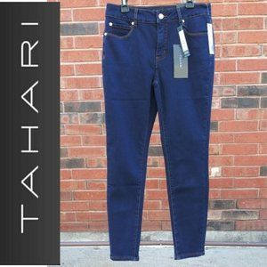 Tahari Chloe Fit Solution Skinny Jeans Pants